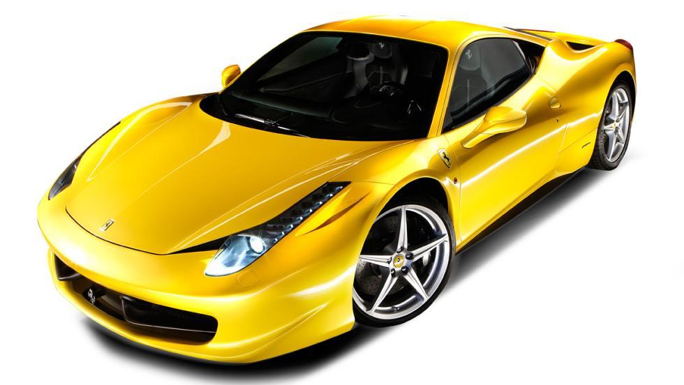 Ferrari 458 Italia (2009) 1:25.00