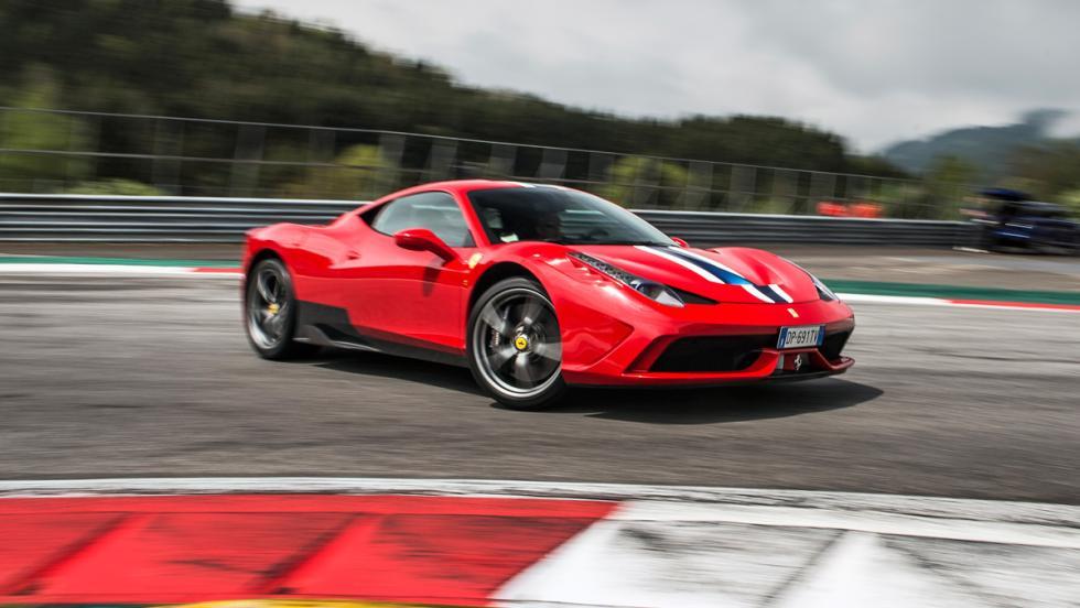 Ferrari 458 Speciale (2013) 1:23.50