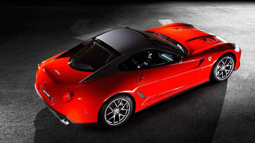 Ferrari 599 GTO (2010) 1:24.00
