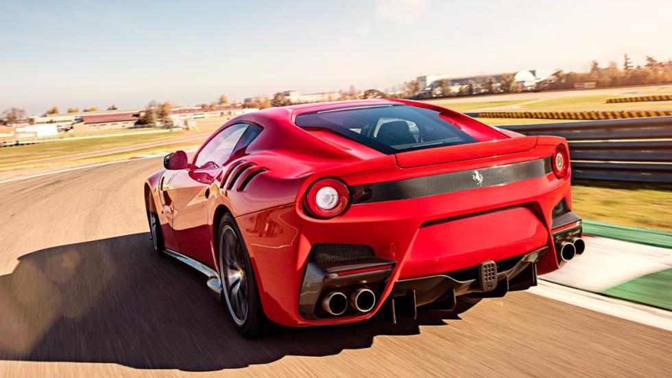 Ferrari F12TDF (2015) 1:21.00