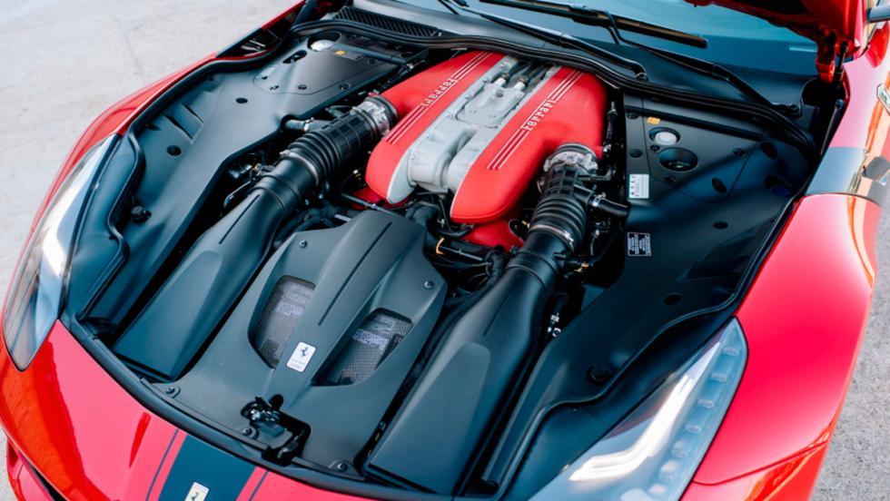 Ferrari F12tdf a subasta (V)