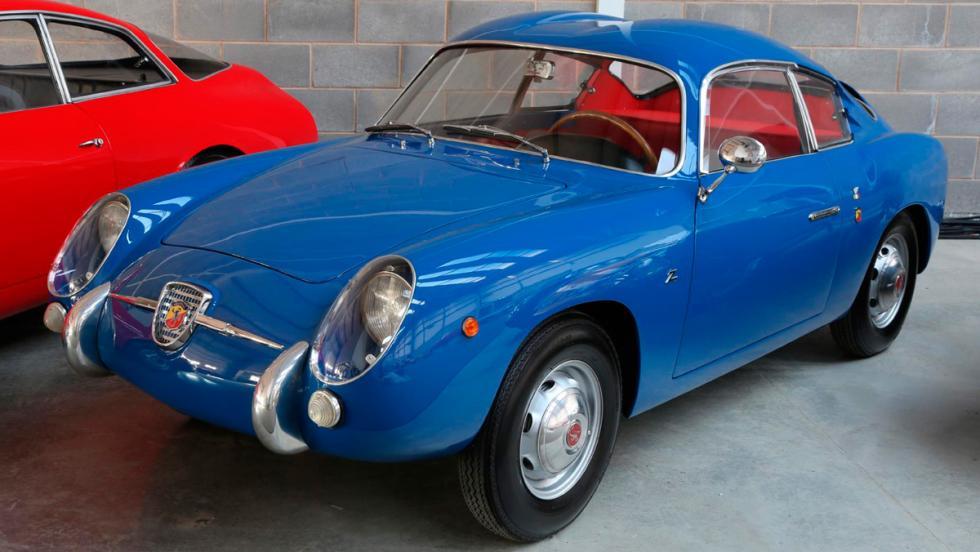 Fiat-Abarth 750 GT Zagato