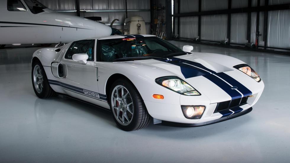 Ford GT a subasta (IX)