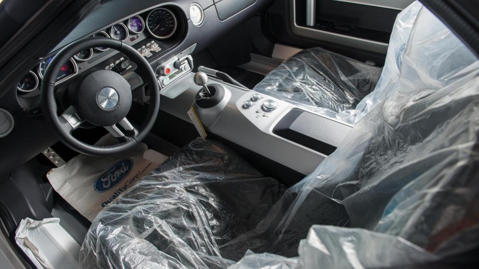 Ford GT a subasta (V)