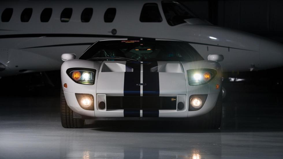 Ford GT a subasta (VII)