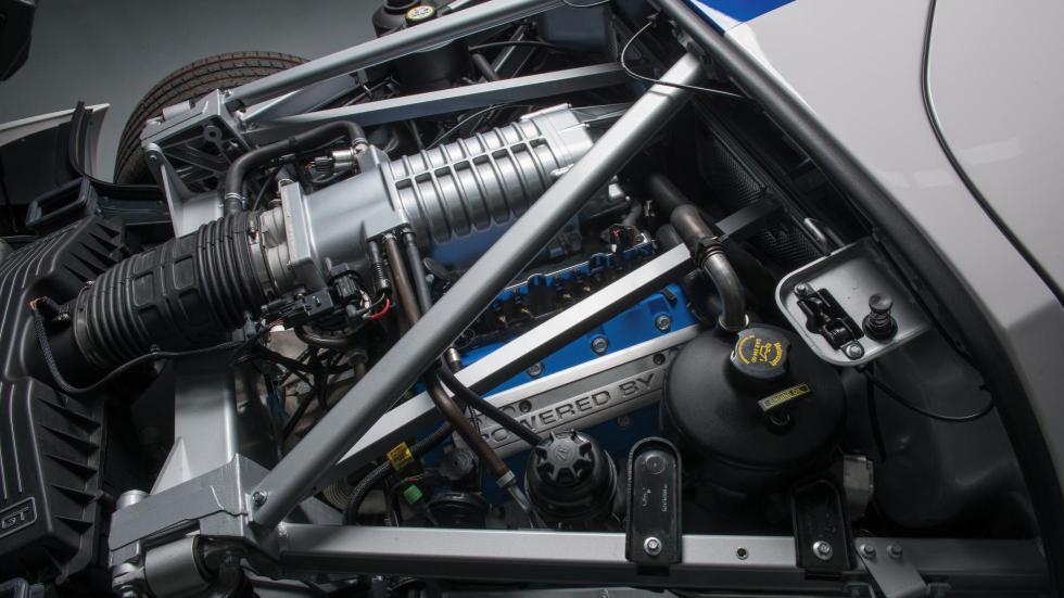 Ford GT a subasta (X)