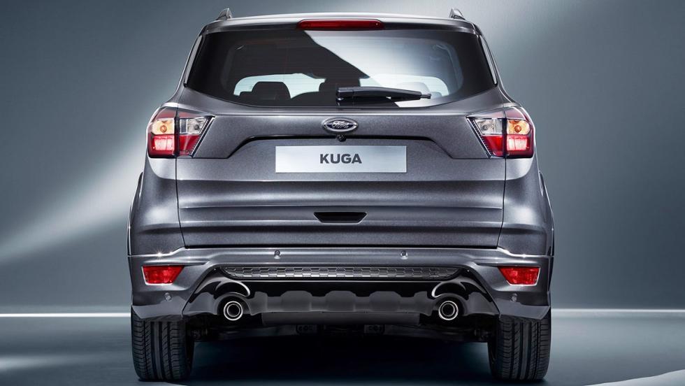 Ford Kuga o Mazda CX-5: ¿cuál comprar?