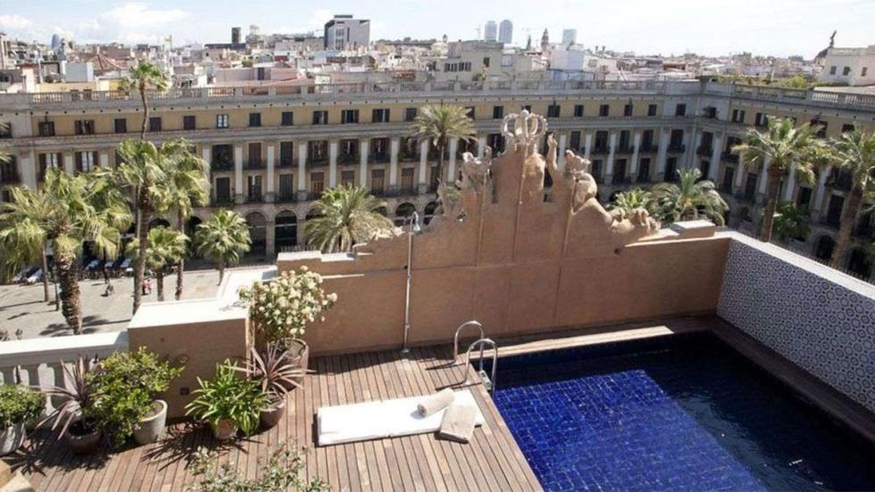 Hotel DO Plaça Reial hoteles de lujo barcelona