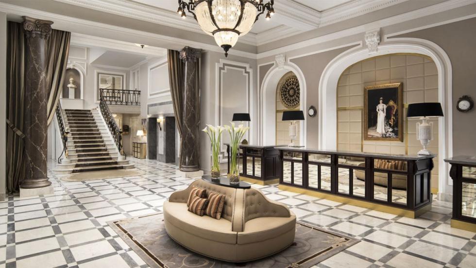 Hotel Maria Cristina de San Sebastian hoteles lujo