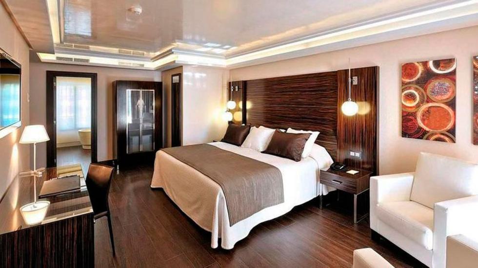 Hotel Vincci Selección Aleysa Spa & Boutique de Benalmádena hoteles de lujo