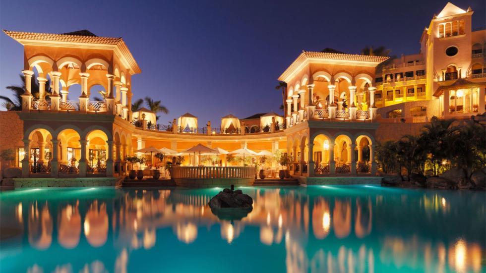 Iberostar Grand Hotel El Mirador de Costa Adeje hoteles lujo tenerife