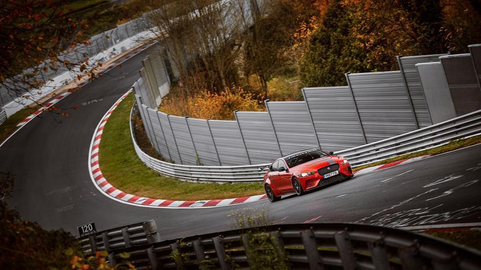 Jaguar XE SV Project 8 - Nürburgring