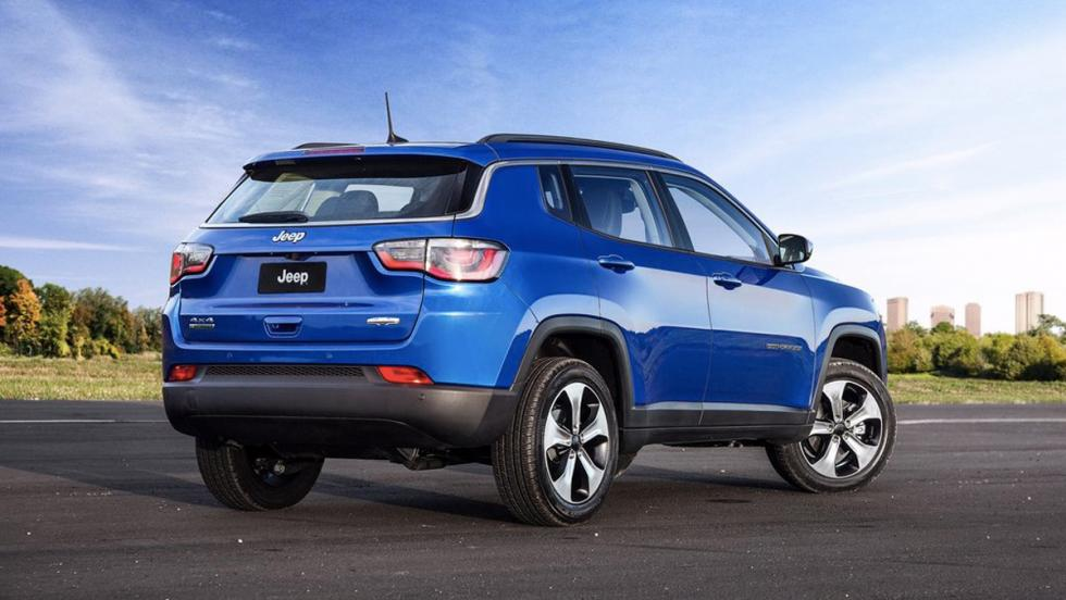 Jeep Compass (II)