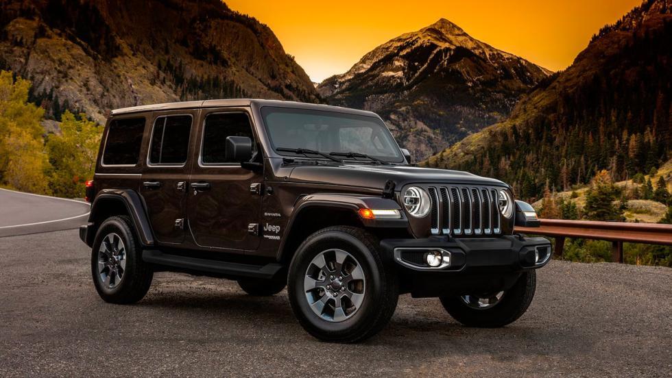 Jeep Wrangler 2018 (I)