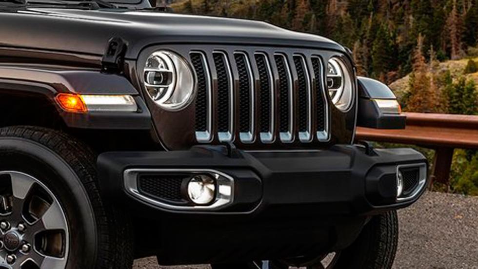 Jeep Wrangler 2018 (IV)