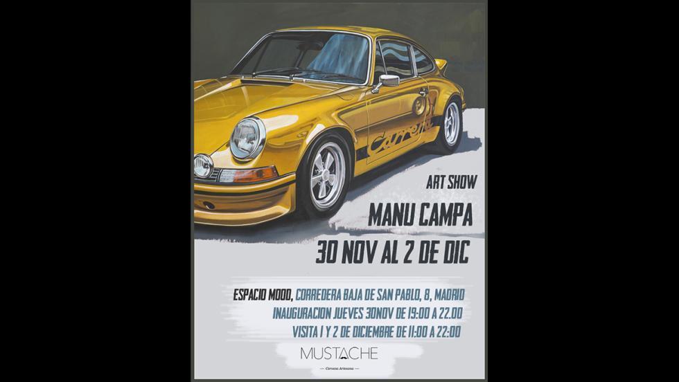 Manu Campa Art Show