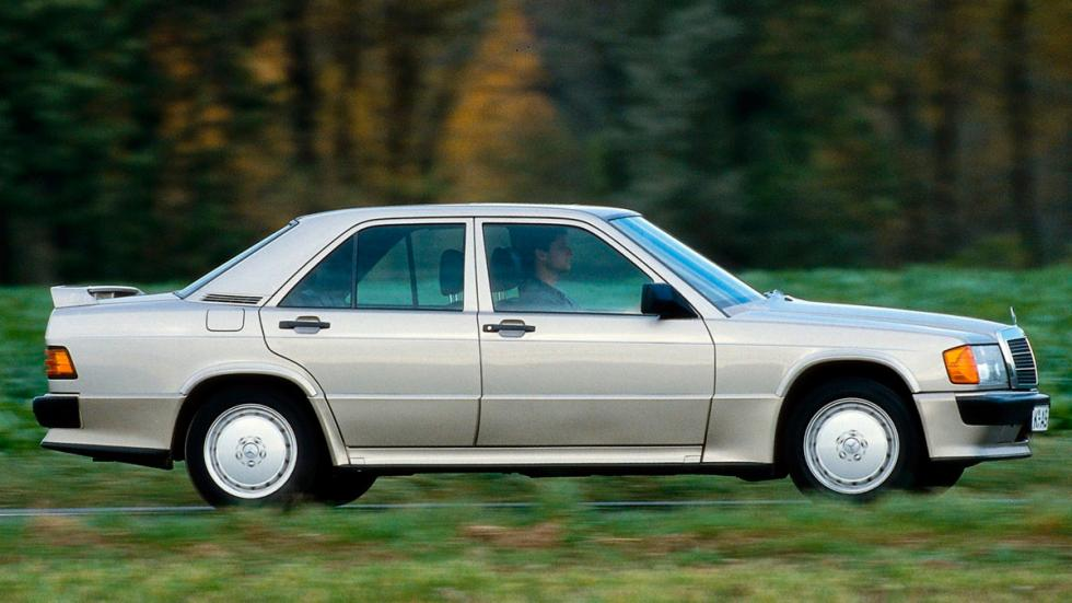 Mercedes 190E 2.3 16v berlina deportiva