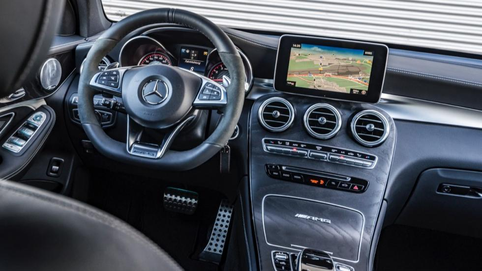 Mercedes GLC 63 S AMG 4Matic+