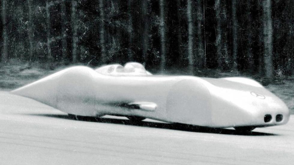 Mercedes Rekordwagen