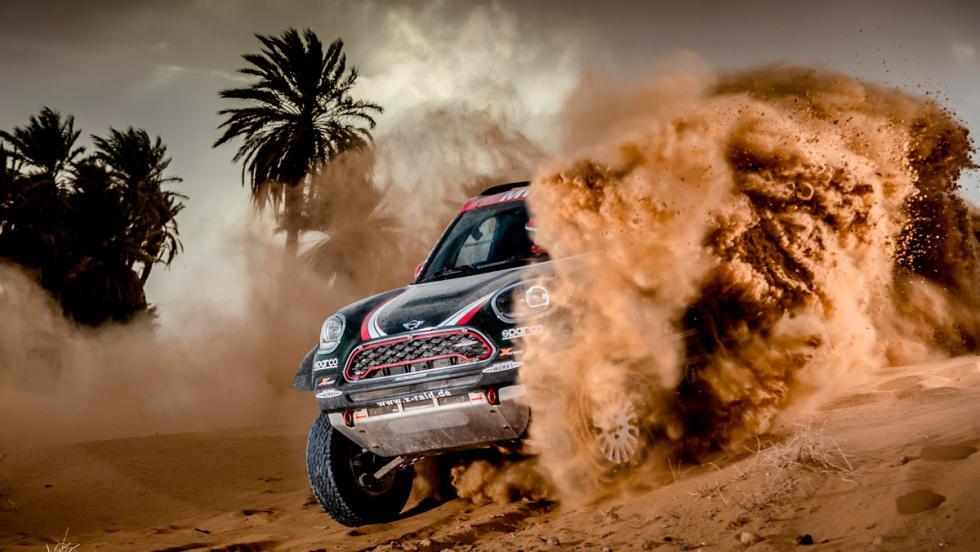 Mini en el Dakar 2018 (II)