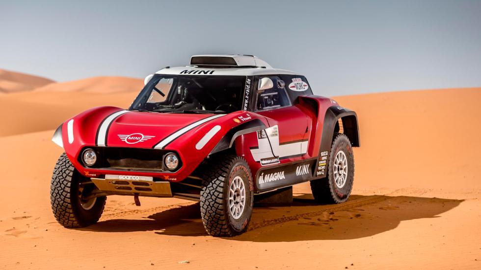 Mini en el Dakar 2018 (IV)