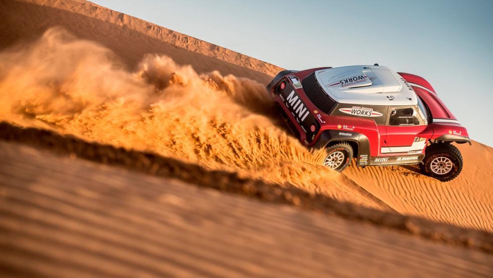 Mini en el Dakar 2018 (V)