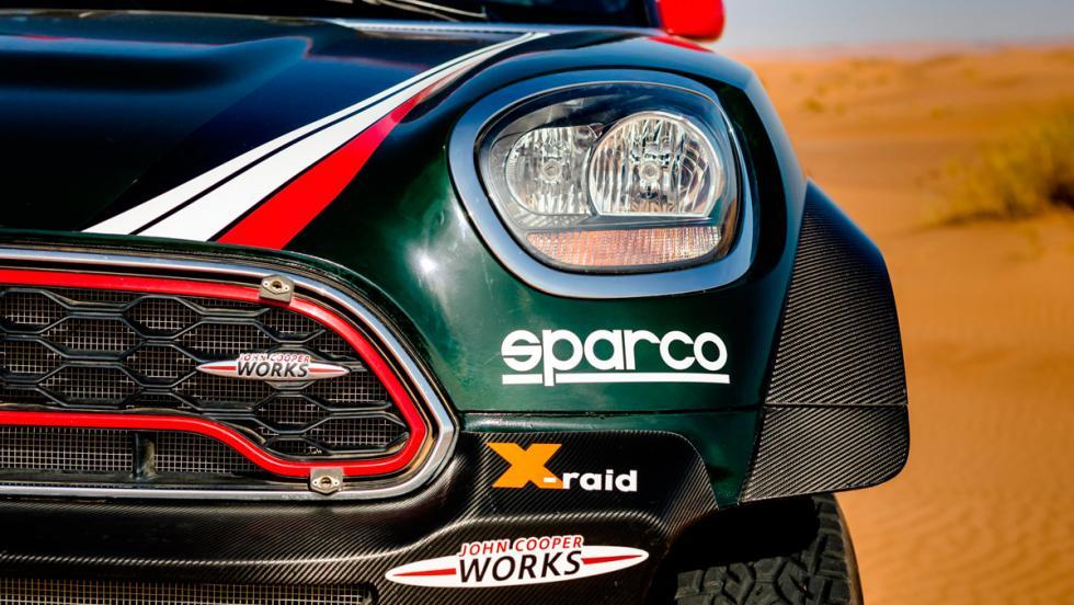 Mini en el Dakar 2018 (VI)