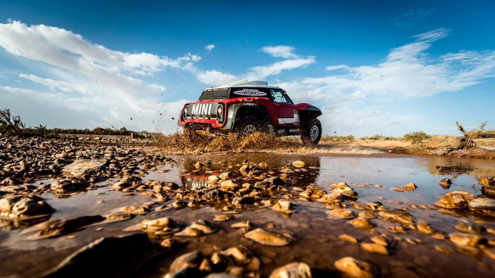 Mini en el Dakar 2018 (VII)