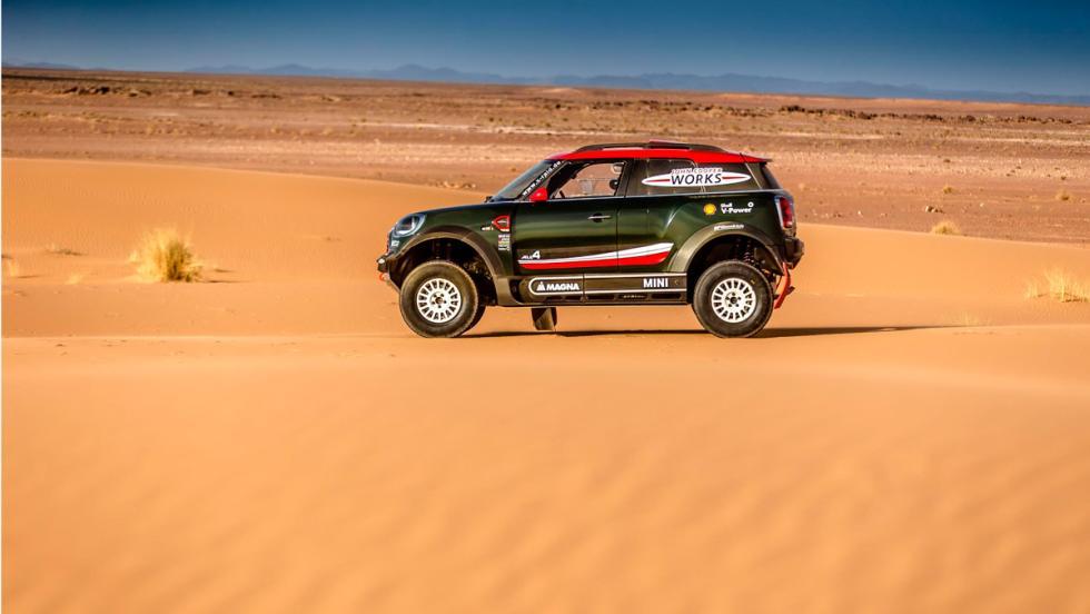 Mini en el Dakar 2018 (VIII)