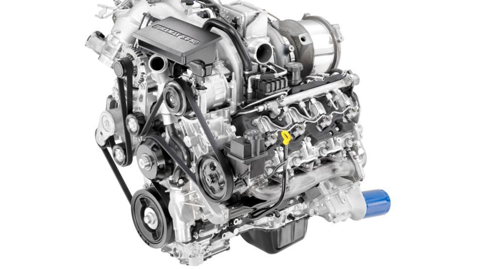 Motor Chevrolet Duramax 6.6L turbodiésel