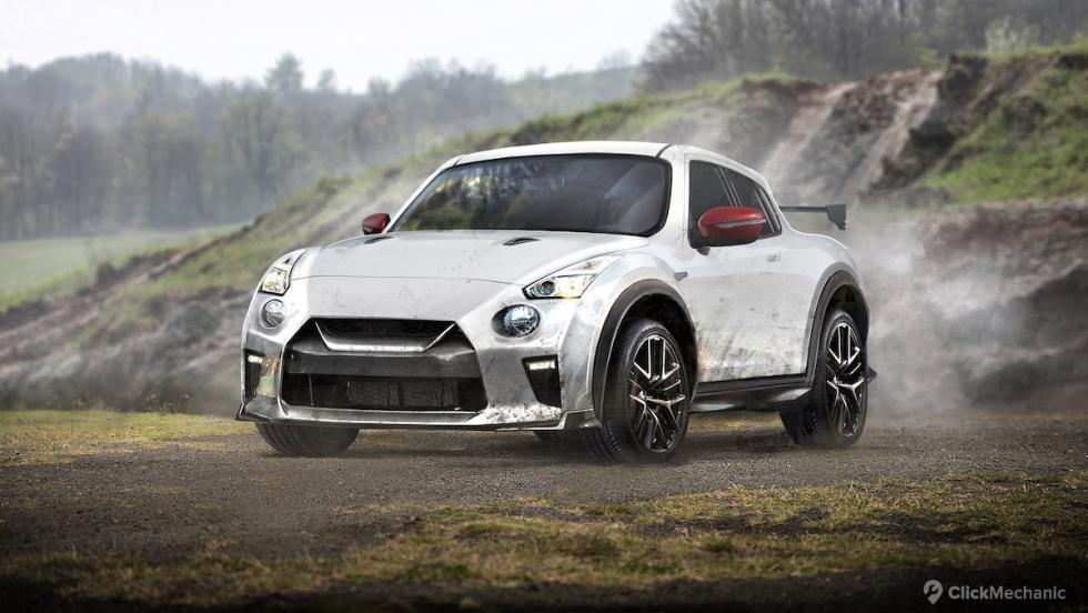 Nissan GT-R/Nissan Juke