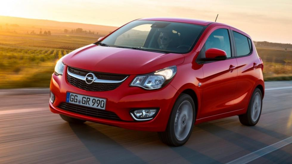 Opel Karl