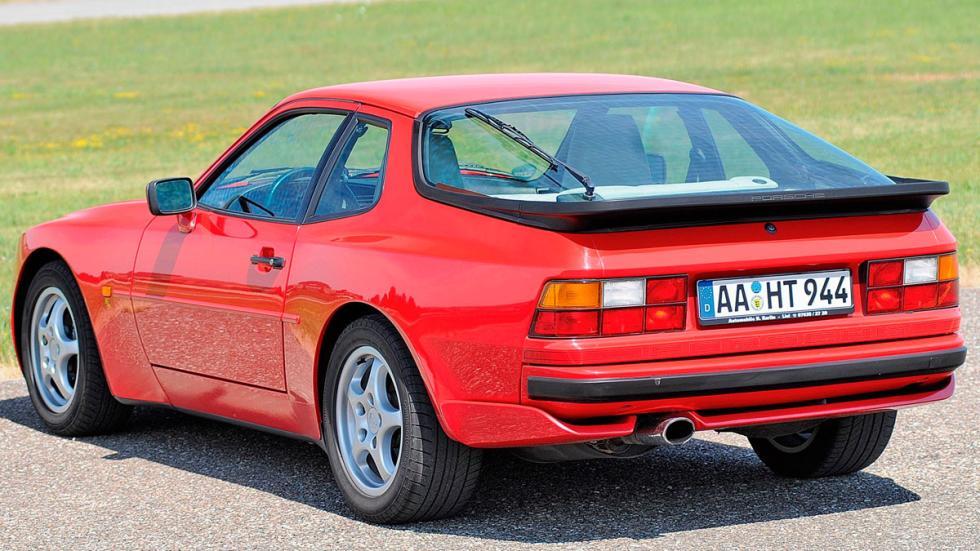 Porsche 944 S2 deportivo compacto