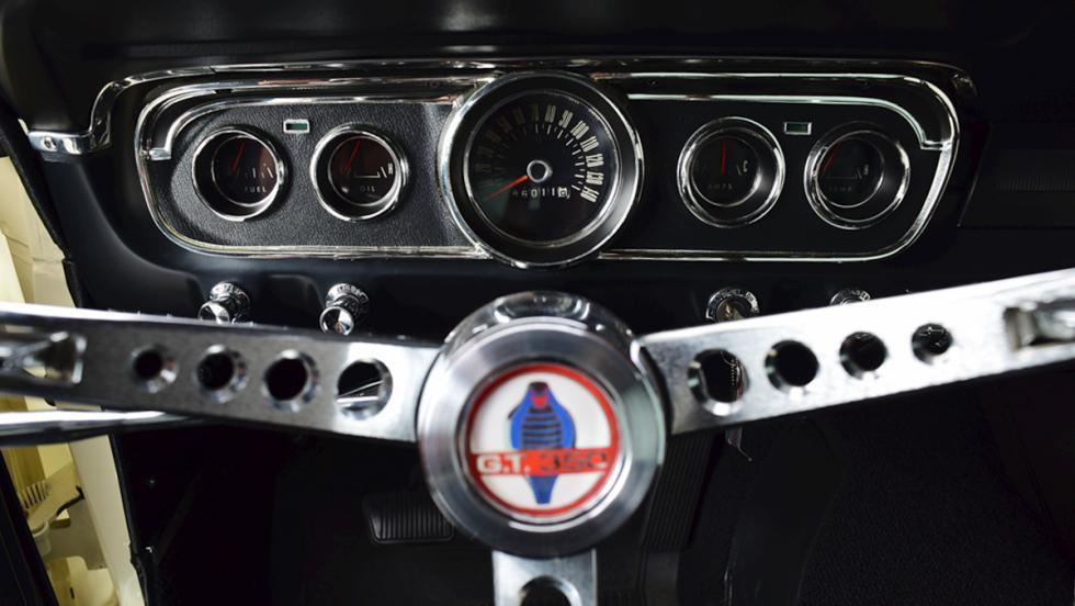 El prototipo del Shelby GT350 de 1966 que podría ser tuyo