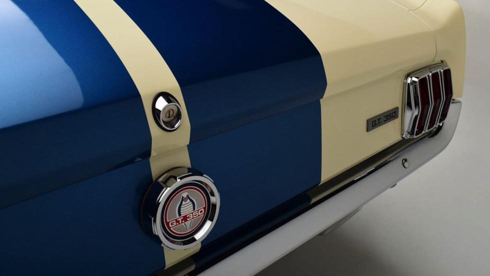 Prototipo Shelby GT350