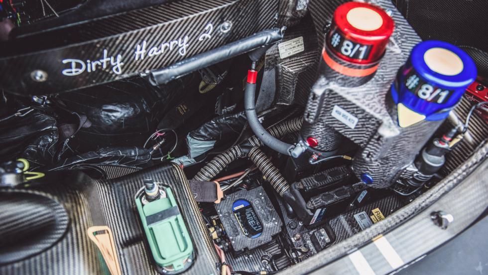 Prueba Audi R18 LMP1 (batería)