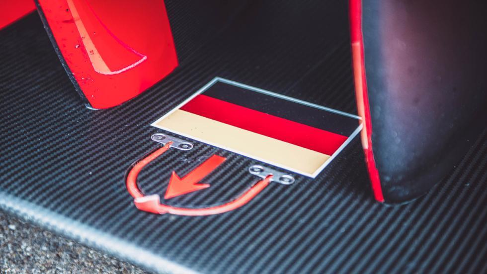 Prueba Audi R18 LMP1 (detalle)