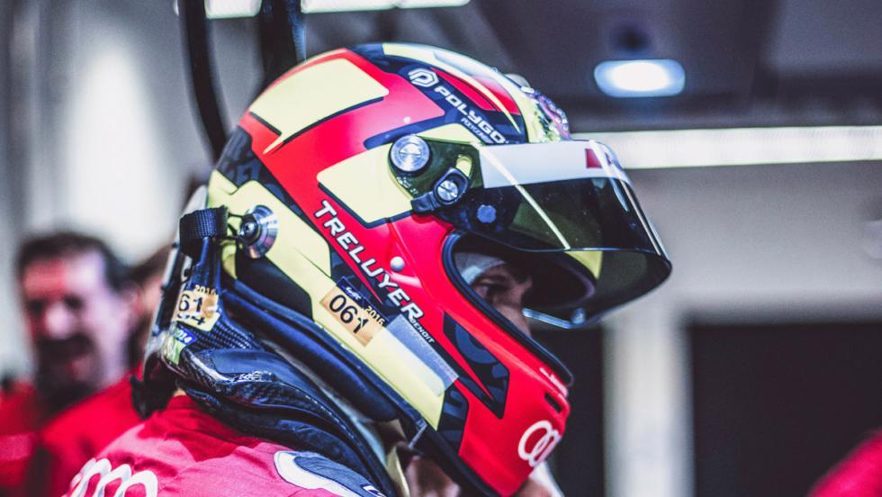 Prueba Audi R18 LMP1 (piloto)