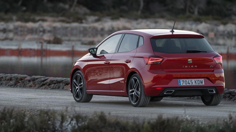 Prueba Seat Ibiza FR 2017 1.6 TDI
