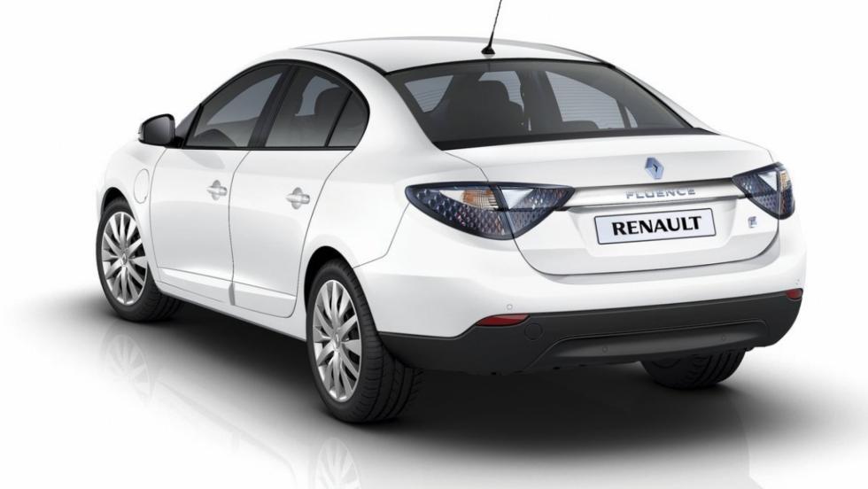 Renault Fluence Z.E - 185 km