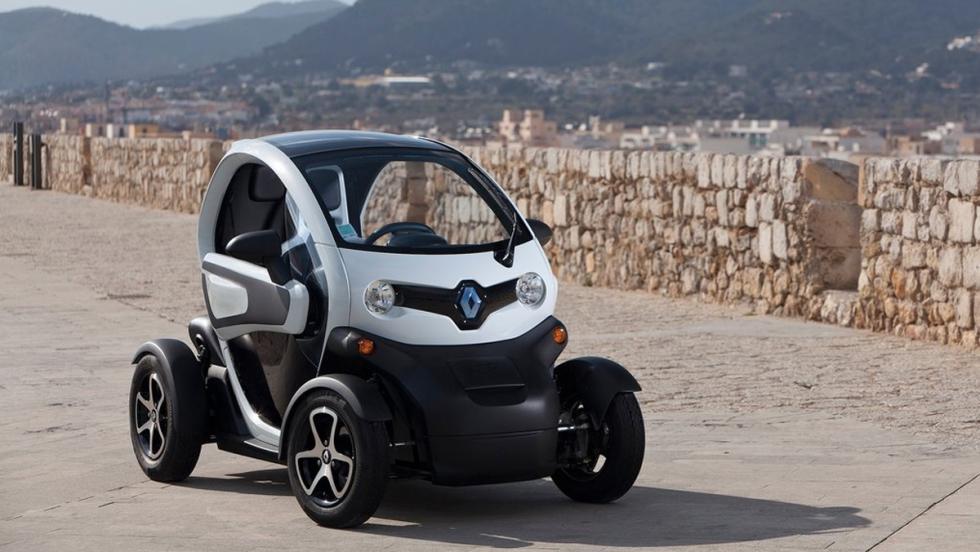 Renault Twizy (I)