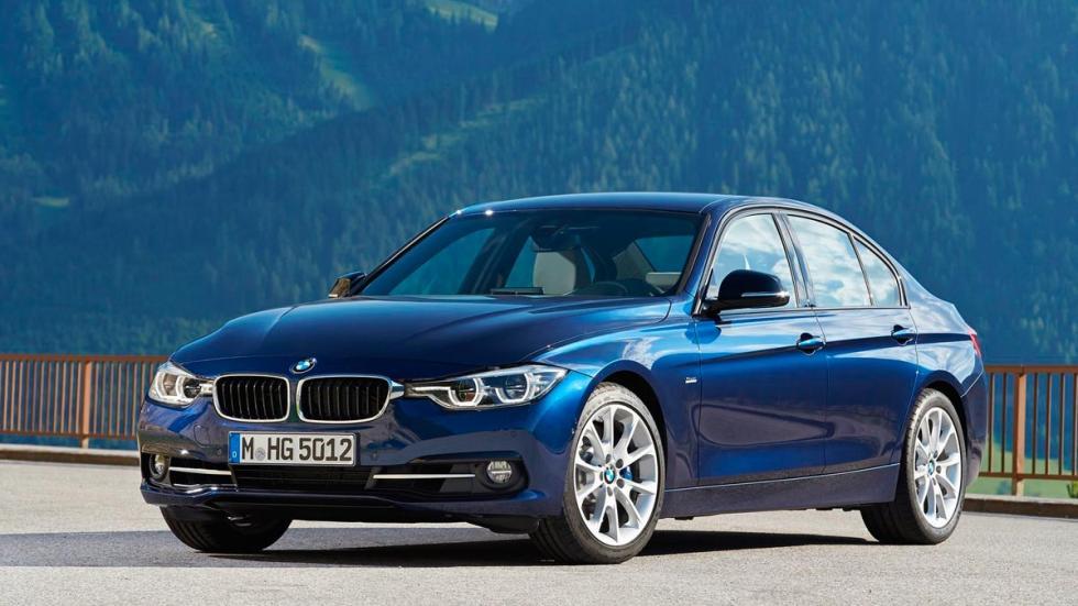 BMW Serie 3 sedan compacto deportivo