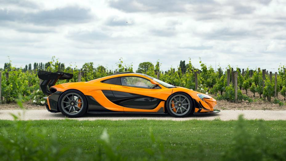 Roadtrip McLaren