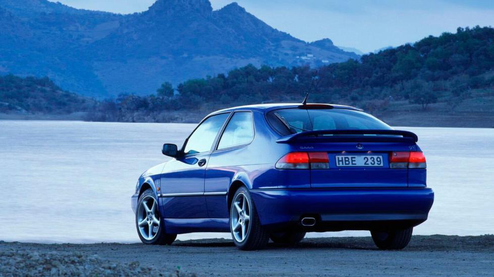 Saab 9-3 Viggen compacto deportivo