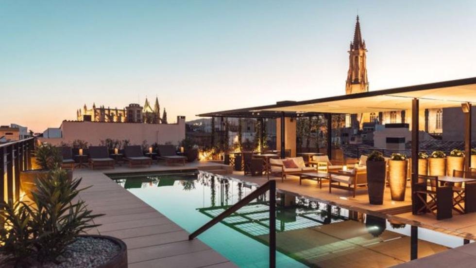 San Francesc Hotel Singular de Palma hoteles de lujo