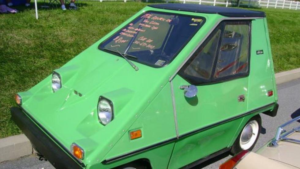 Sebring Vanguard CitiCar
