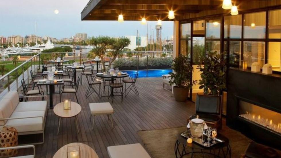 The Serras Hotel Barcelona hoteles de lujo