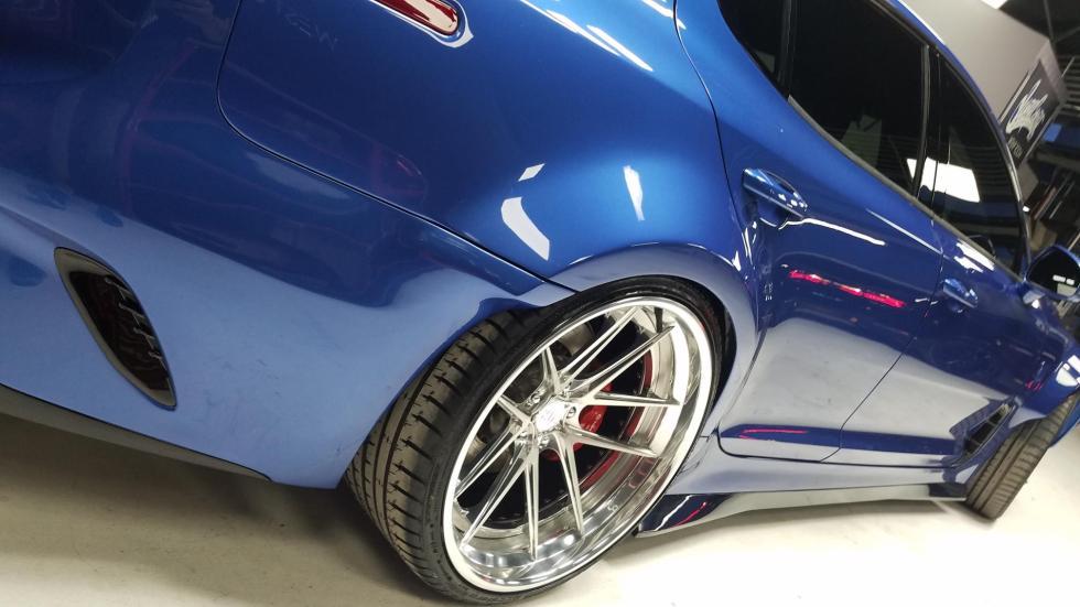 Special Kia Stinger GT Wide Body
