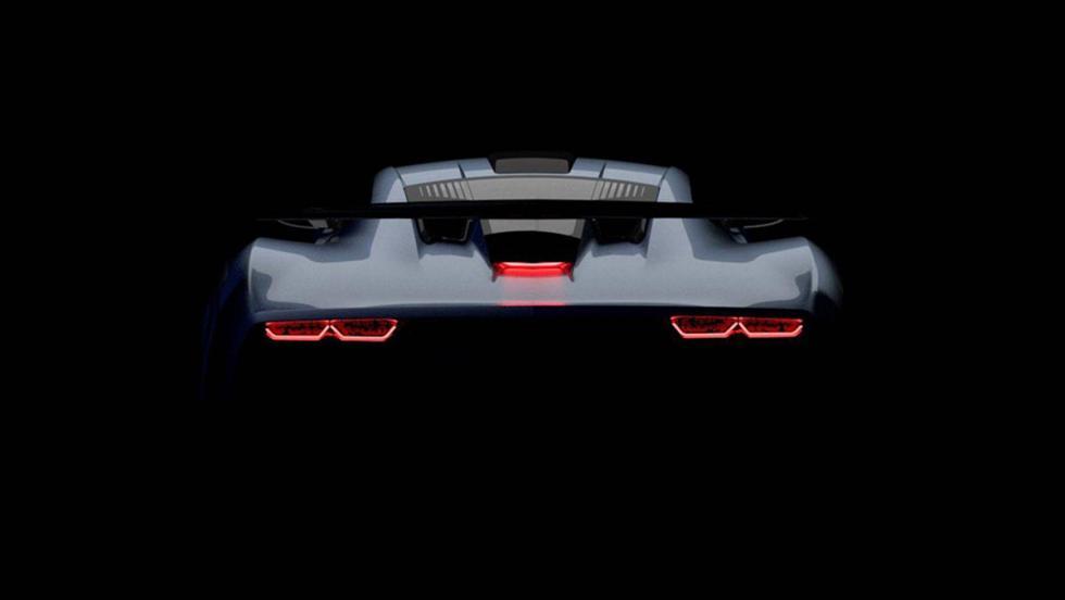 Todas las novedades del Salón del Automóvil de Los Ángeles 2017 - Aria FXE Supercar