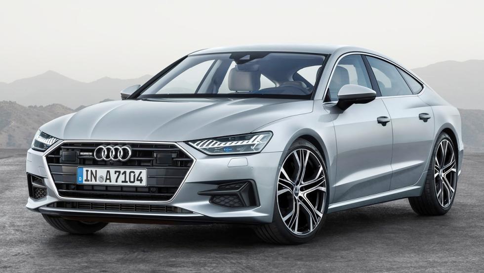 Todas las novedades del Salón del Automóvil de Los Ángeles 2017 - Audi A7 Sportback